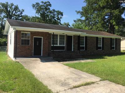 Cayce Single Family Home For Sale: 1133 Charlotte