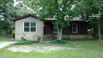 West Columbia Single Family Home For Sale: 1014 Kingsberry