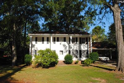 Columbia SC Single Family Home For Sale: $109,000