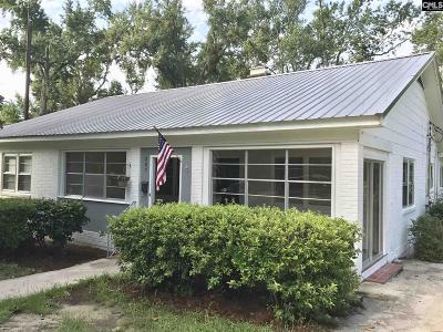 Orangeburg Single Family Home For Sale: 885 Edisto
