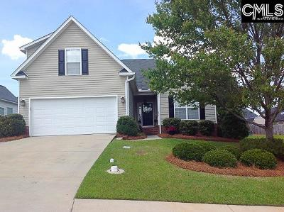 Blythewood Single Family Home For Sale: 408 Apple Branch