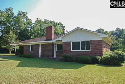 Batesburg Single Family Home For Sale: 521 Willis