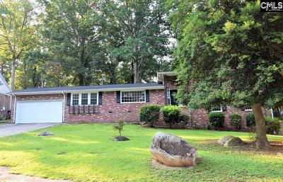West Columbia Single Family Home For Sale: 1537 Sewanee