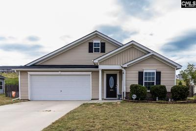West Columbia Single Family Home For Sale: 1815 Crystal