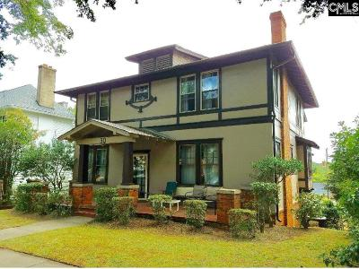 Columbia Single Family Home For Sale: 30 Gibbes