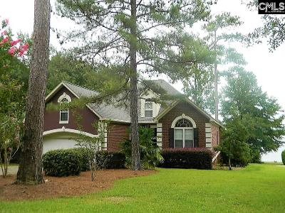Lexington County, Newberry County, Richland County, Saluda County Single Family Home For Sale: 32 Drayton
