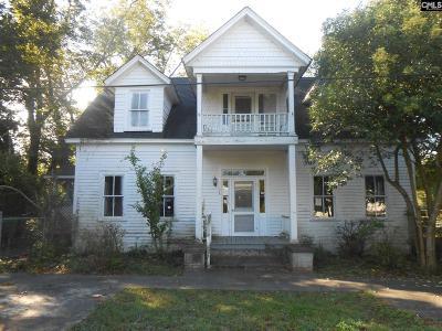 Batesburg Single Family Home For Sale: 228 Summerland