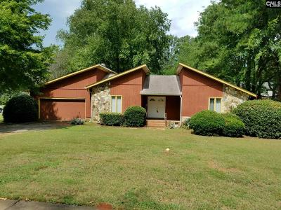 Irmo Single Family Home For Sale: 454 N Royal Tower