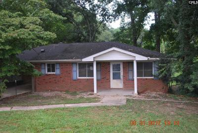 Lexington County Single Family Home For Sale: 805 S Spring