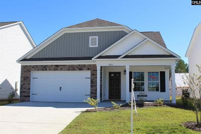 Blythewood Single Family Home For Sale: 250 Camber #LOT 151