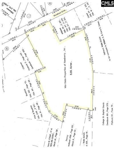 Monetta, Ridge Spring, Wagener, Johnston, Pelion, Newberry, Ward Residential Lots & Land For Sale: 3225 Woodland