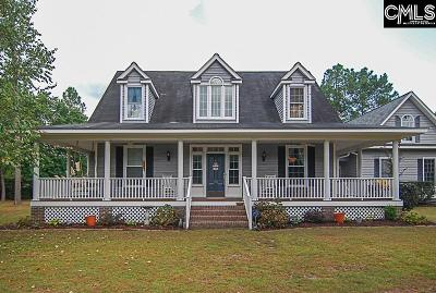 Blythewood Single Family Home For Sale: 100 Wood Oak