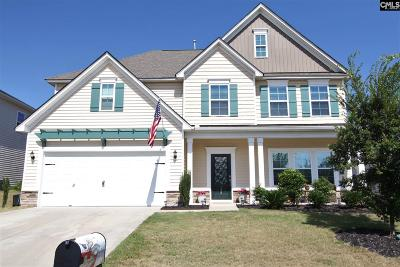 Persimmon Grove Single Family Home For Sale: 108 Altonia Lee Dr #480