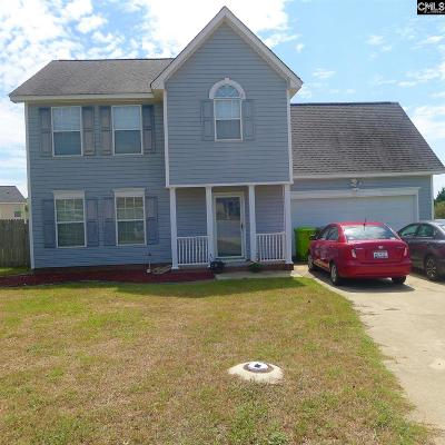 Columbia Single Family Home For Sale: 315 Blue Heron