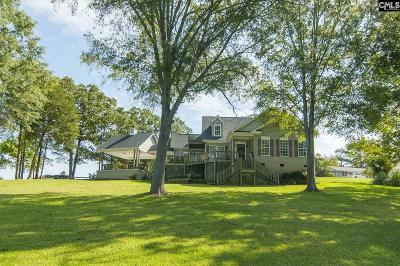 Wateree Hills, Lake Wateree Single Family Home For Sale: 51 Rainbow