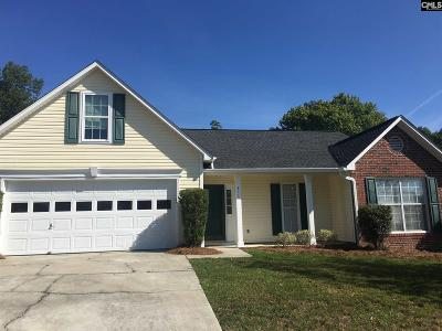 Irmo Single Family Home For Sale: 411 Gallatin