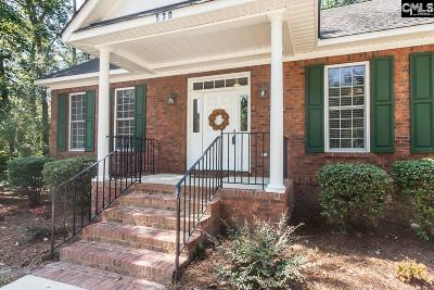 West Columbia Single Family Home For Sale: 530 Beverly
