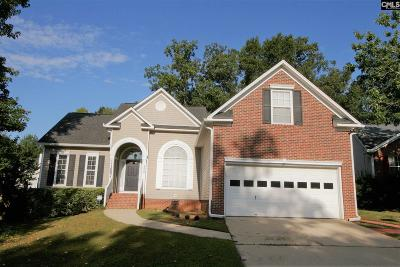 Irmo Single Family Home For Sale: 808 Whitewater