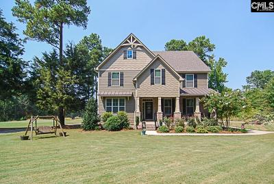 Blythewood Single Family Home For Sale: 263 Woodlander