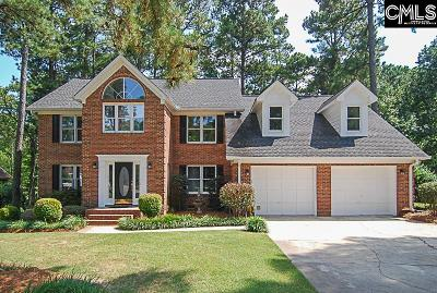 Timberlake Estates Single Family Home For Sale: 118 Oak Trace