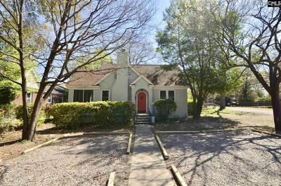 Columbia Single Family Home For Sale: 2900 Hope