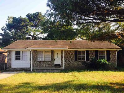 West Columbia Single Family Home For Sale: 4127 Delree