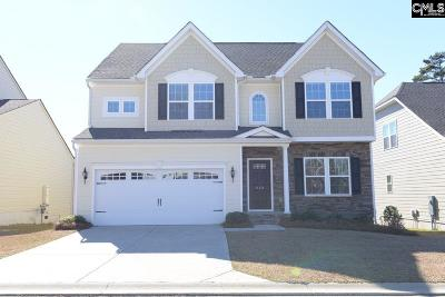 Salem Place Single Family Home For Sale: 252 Placid