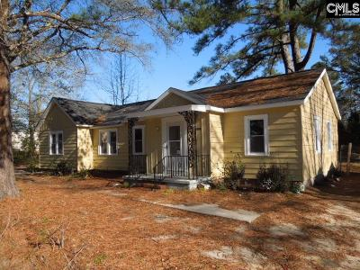 Camden Single Family Home For Sale: 1308 Chestnut Ferry