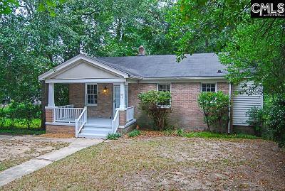Keenan Terrace Single Family Home For Sale: 3413 Elmhurst
