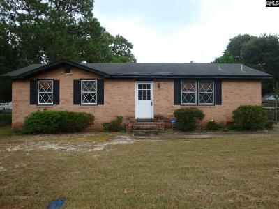 Cayce Single Family Home For Sale: 1421 Hazel