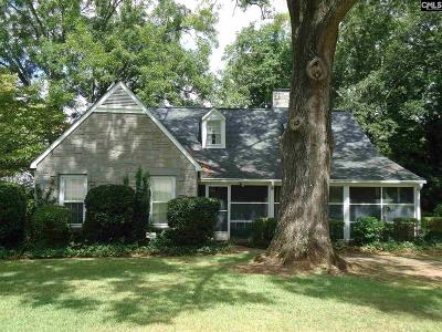 Fairfield County Single Family Home For Sale: 890 Newberry