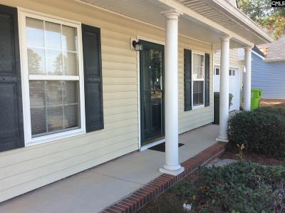 Blythewood Single Family Home For Sale: 82 Sand Oak