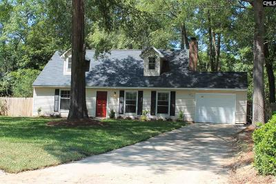 Lexington County, Richland County Single Family Home For Sale: 19 Northfern