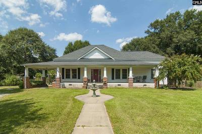 NEWBERRY Single Family Home For Sale: 3645 Sc Hwy 219