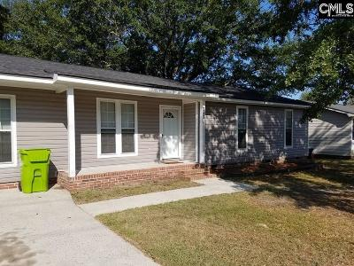 Columbia Single Family Home For Sale: 9409 Farrow