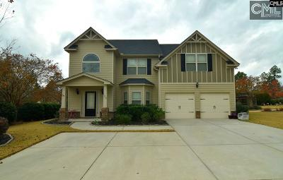 Single Family Home For Sale: 105 Arkhaven