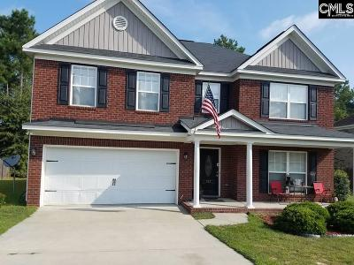 Blythewood Single Family Home For Sale: 327 Quiet Creek