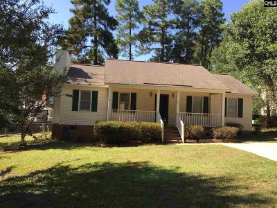 Single Family Home For Sale: 542 Old Barnwell