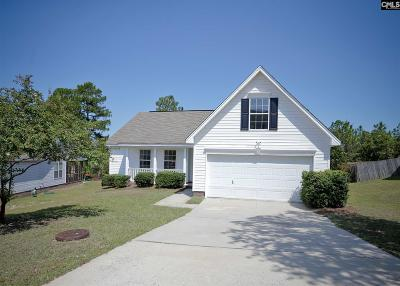 Lexington County, Richland County Single Family Home For Sale: 1012 Hamilton Place