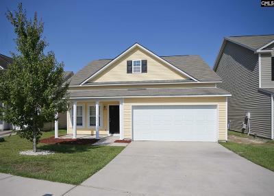 Single Family Home For Sale: 1113 Rabon Pond
