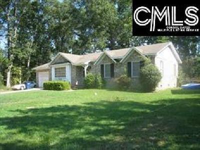 Lexington County, Richland County Single Family Home For Sale: 3729 Harrogate