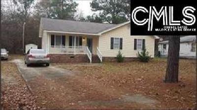 Camden Single Family Home For Sale: 1282 Lockhart