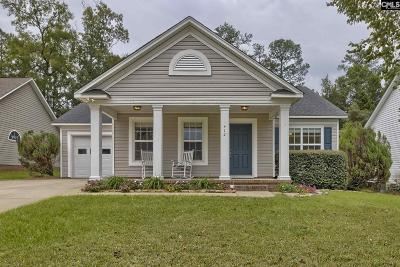 Irmo Single Family Home For Sale: 412 Whitewater