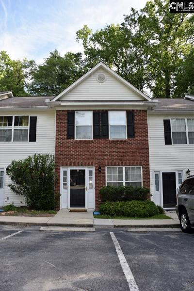Lexington County, Richland County Townhouse For Sale: 3845 Overbrook #F