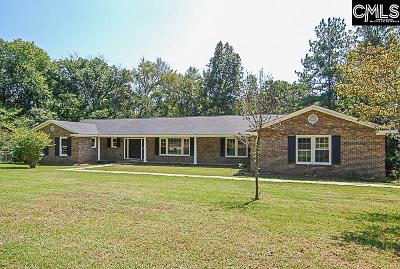 Lexington County Single Family Home For Sale: 153 Weed