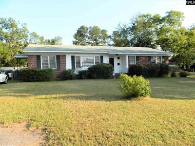 Batesburg, Leesville Single Family Home For Sale: 320 Nell