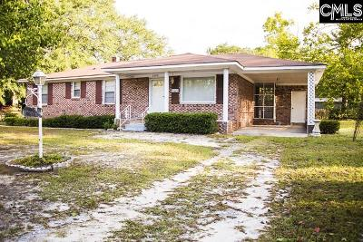 West Columbia Single Family Home For Sale: 3900 Sharron