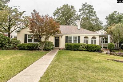 Columbia SC Single Family Home For Sale: $530,000