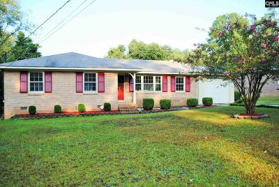 Columbia SC Single Family Home For Sale: $128,500