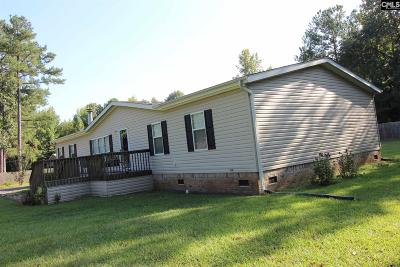 Camden Single Family Home For Sale: 2835 Flat Rock Road